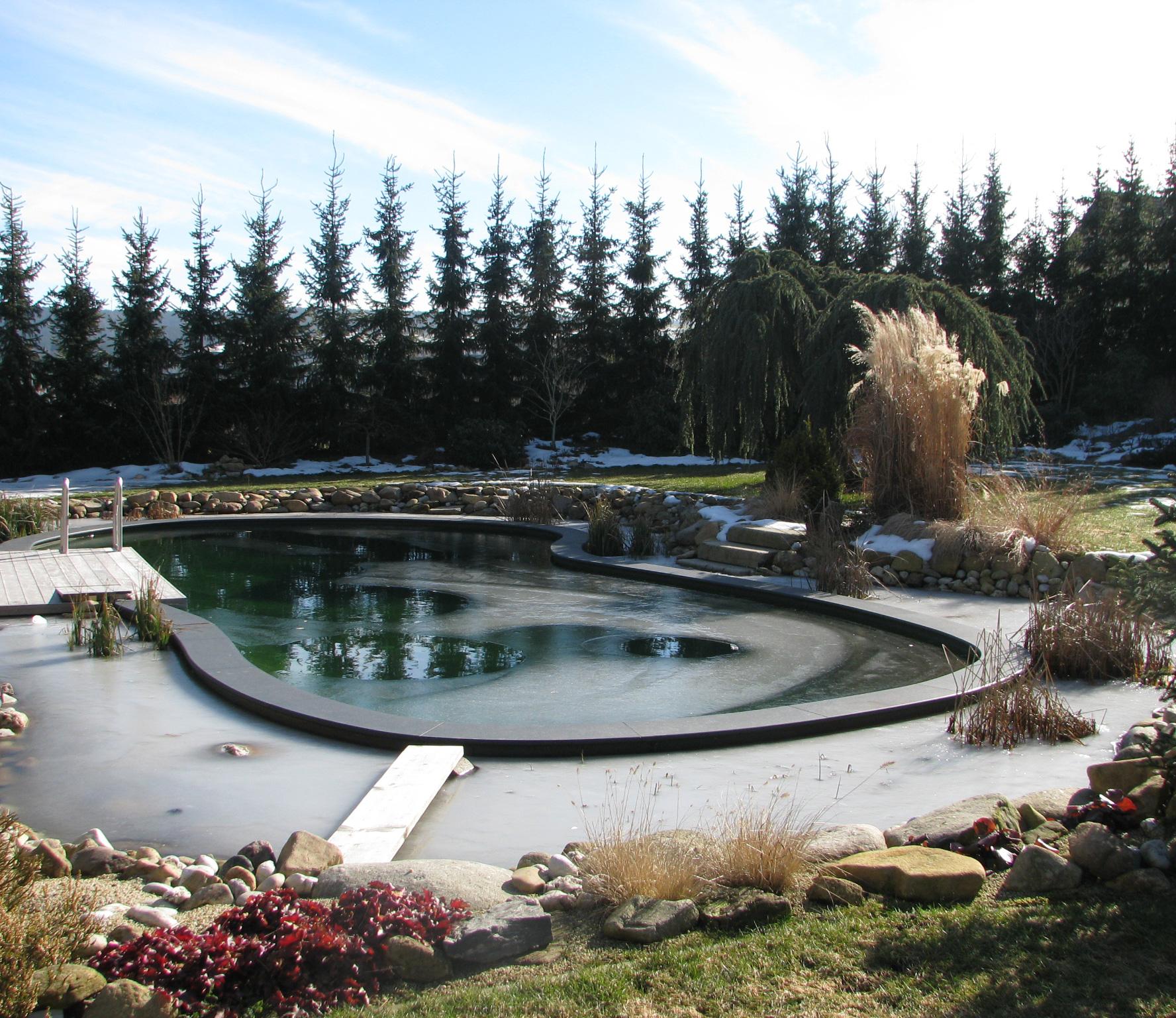 Schön Kleiner Garten Mit Pool Gestalten Schema